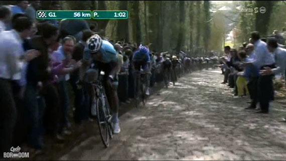 Cycleboredom | Screencap Recap: Dwars Door Vlaanderen & E3 Prijs Vlaanderen - Harelbeke - Boonenberg