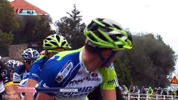 Cycleboredom | Screencap Recap: Milan-San Remo - The Liquigas Lookback