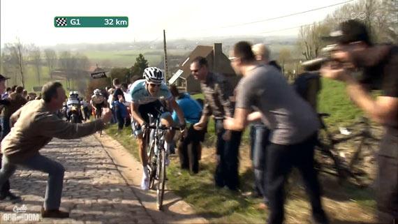 Cycleboredom | Screencap Recap: Dwars Door Vlaanderen & E3 Prijs Vlaanderen - Harelbeke - Go Niki Go!