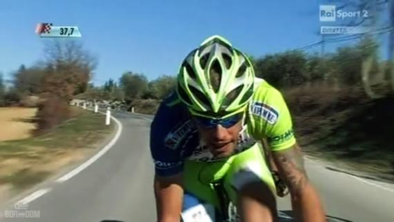 Cycleboredom | Screencap Recap: Montepaschi Strade Bianchi - Oss Face