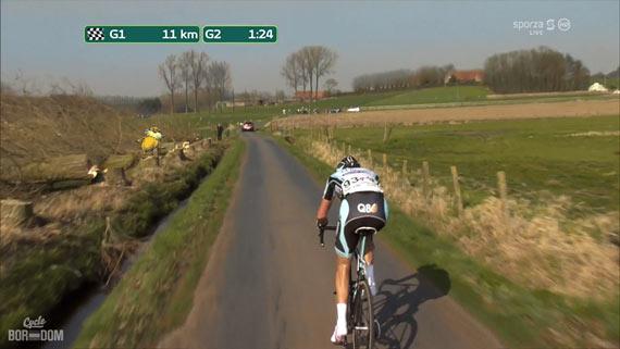 Cycleboredom | Screencap Recap: Dwars Door Vlaanderen & E3 Prijs Vlaanderen - Harelbeke - Flemish Truffula Trees