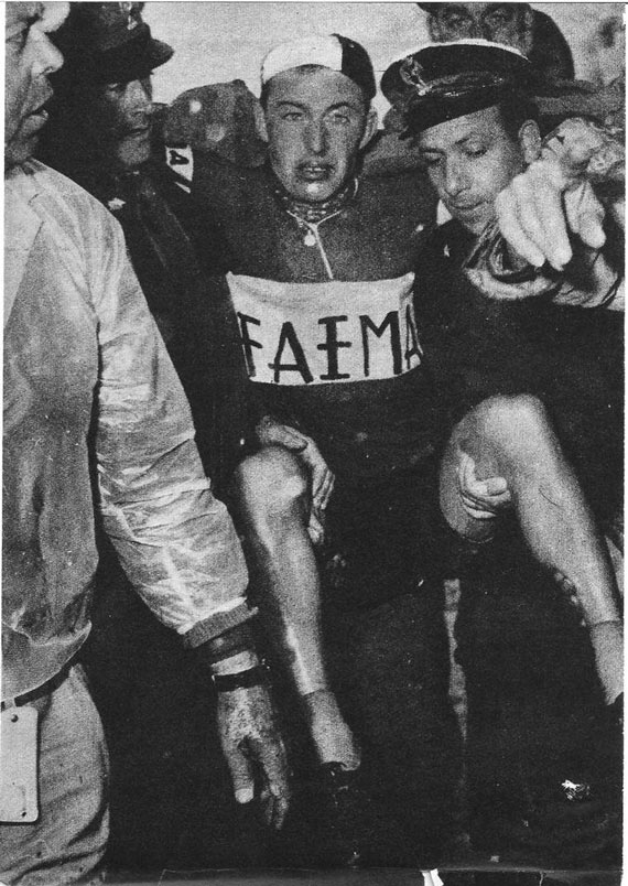 Cycleboredom | Retrofetish: Charly Gaul - The 1956 Giro d'Italia - The Eyes