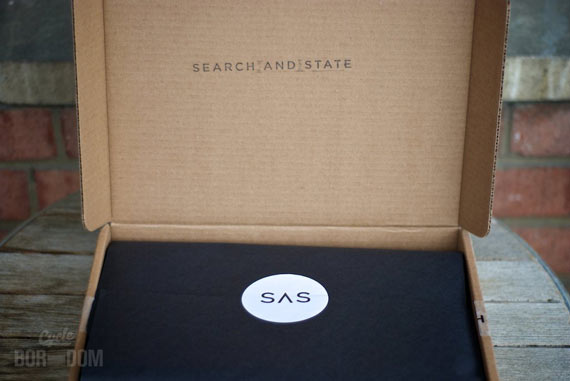 Cycleboredom | First Look: Search And State S1-A Riding Jersey - Inside The Box