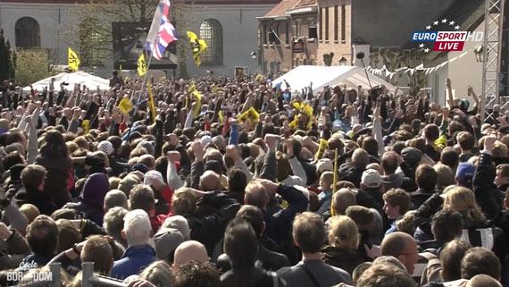 Cycleboredom | Screencap Recap: Ronde van Vlaanderen - Woooooo!!