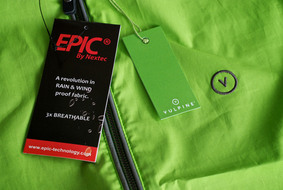 Cycleboredom | First Look: Vulpine Cotten Visibility Gilet - Epic Cotton