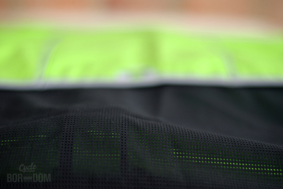 Cycleboredom | First Look: Vulpine Cotten Visibility Gilet - Mesh