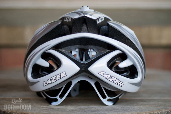 Cycleboredom | What I'm Riding: Lazer Helium Helmet - Rear Retention