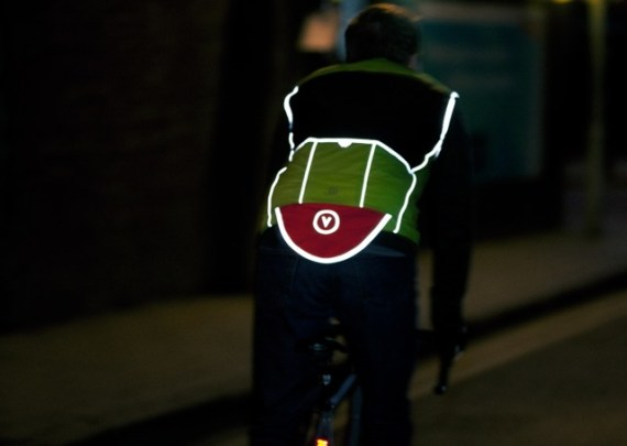Cycleboredom | First Look: Vulpine Cotten Visibility Gilet - Reflectivity