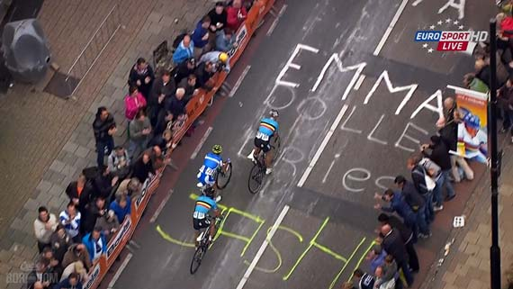 Cycleboredom | Screencap Recap: #Limburg2012 - Phil Attacks