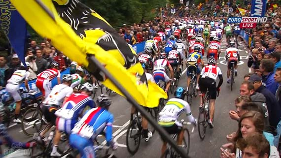 Cycleboredom | Screencap Recap: #Limburg2012 - De Leeuw Knows