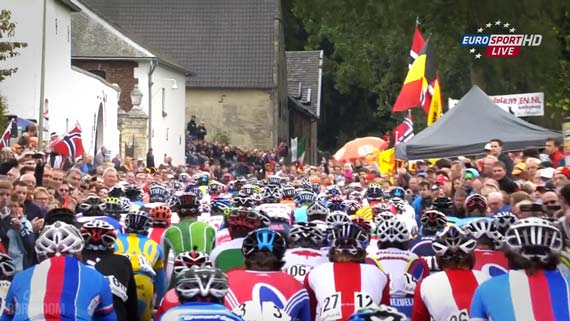 Cycleboredom | Screencap Recap: #Limburg2012 - Lots Of Heed