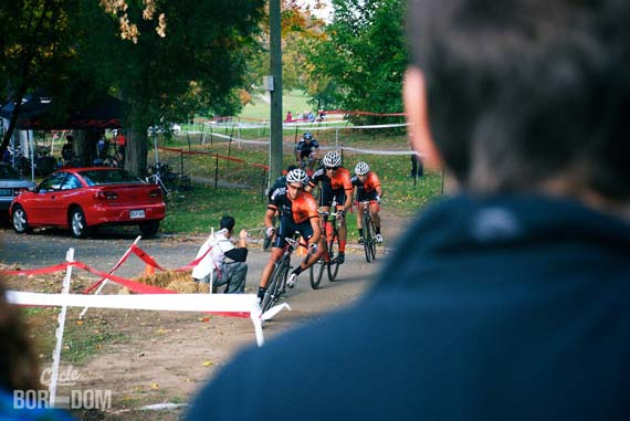 Cycleboredom | The Not a Race Recap of DCCX - Also, Racing