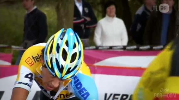 Cycleboredom   Screencap Recap: 2012 Cyclocross Bosduin Kalmthout - Meeusen Mashing