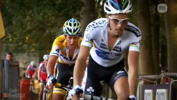 Cycleboredom   Screencap Recap: 2012 Cyclocross Bosduin Kalmthout - Meeusen's Mouth