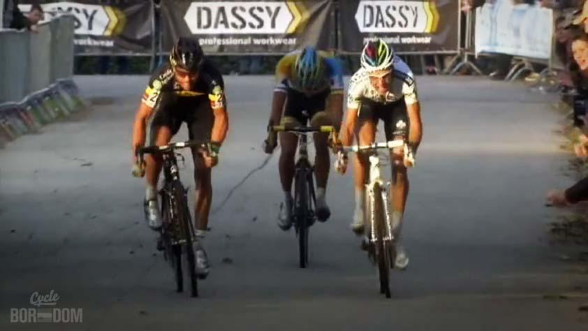 Cyclocross Bosduin Kalmthout 2012