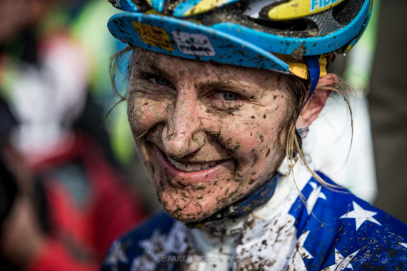 5 Questions With: BrakeThrough Media - Amy Dombrowski Mud Face