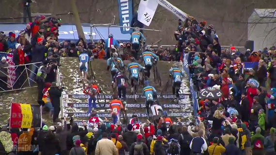 Screencap Recap: 2013 UCI Cyclocross World Championships - Belgian Armada