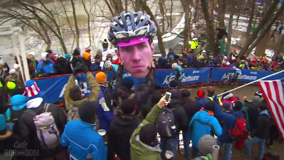 Screencap Recap: 2013 UCI Cyclocross World Championships - J-Pow & The Belgians