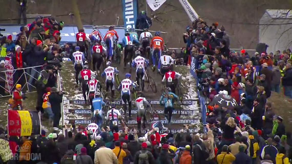 Screencap Recap: 2013 UCI Cyclocross World Championships - 'Mericans. Eventually.