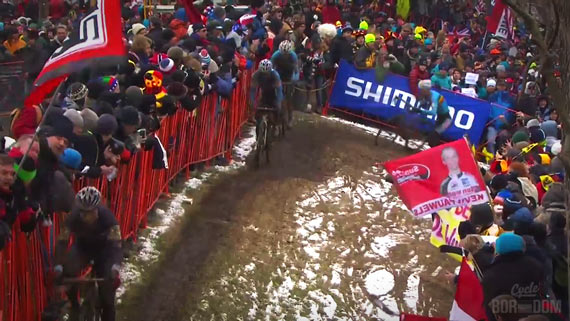 Screencap Recap: 2013 UCI Cyclocross World Championships - Mourey Making Mooves