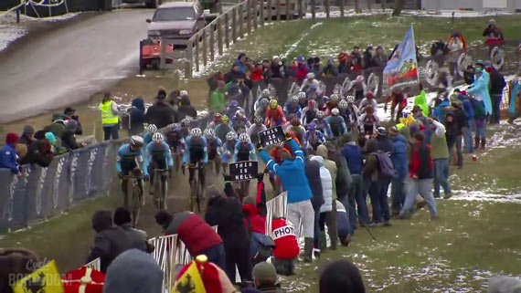 Screencap Recap: 2013 UCI Cyclocross World Championships - This Is Hell