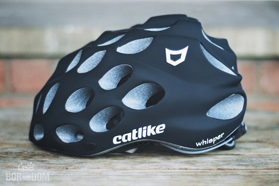 First Look: Catlike Whisper Helmet | Profile