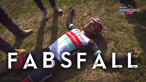 Screencap Recap: Paris-Roubaix 2013 - Fabsfall