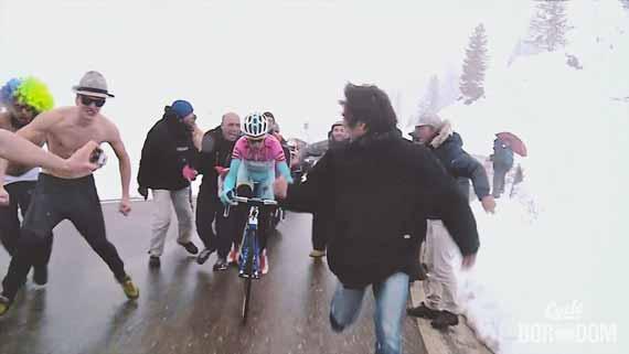 Giro Microdose: Actual Epic - 'DAT TIFOSI!