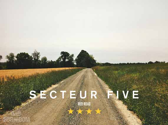 The Gravel Grind/Chip-Seal Ordeal: A Photo Essay Of Incredible Length And Breadth - Secteur Five