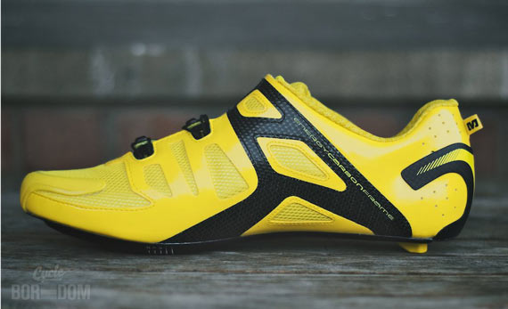 First Look: Mavic Zxellium Ultimate Shoes - Energy Frame