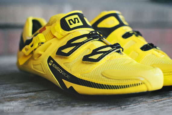First Look: Mavic Zxellium Ultimate Shoes - Swoon