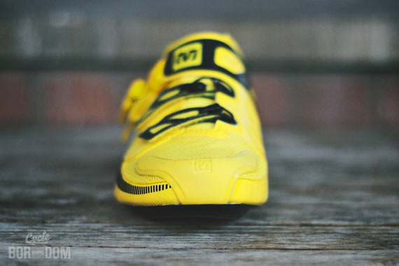 First Look: Mavic Zxellium Ultimate Shoes - Pointy Toe