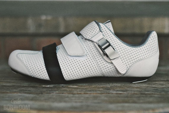 First Look: Rapha Grand Tour Shoes - Side