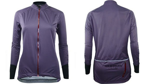Released: Café du Cycliste Winter Collection - Colette Women's Rain Jacket