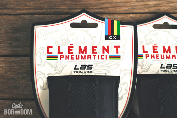 First Look: Clement LAS Clincher Tires