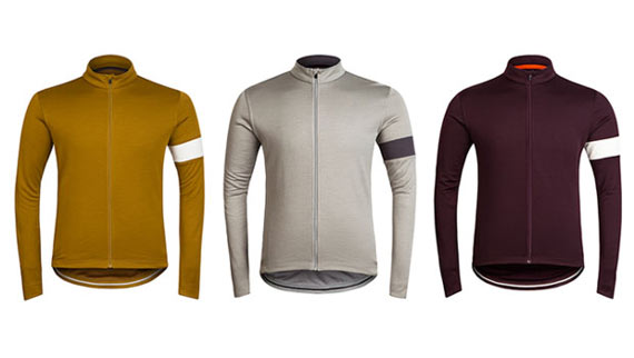 First Look: Rapha Long Sleeve Jersey