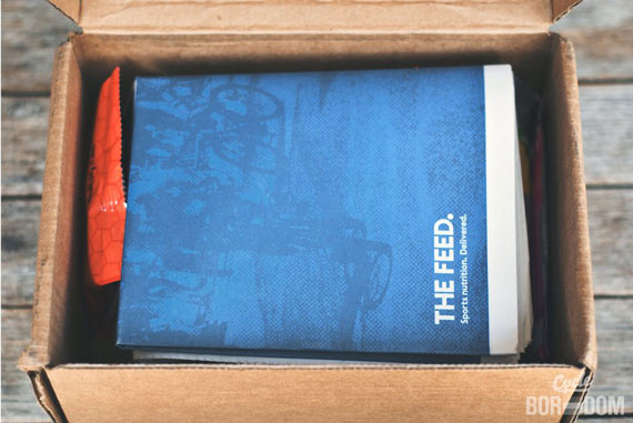 First Look: The FEED - A Nutritional Pandora