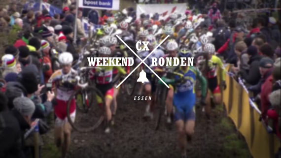 Weekend CX Ronden: Essen