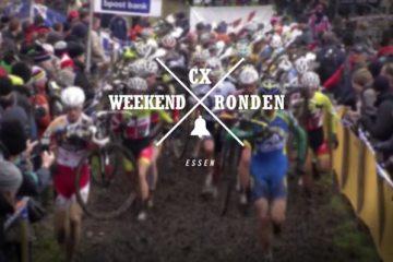 Weekend CX Ronden: Essen