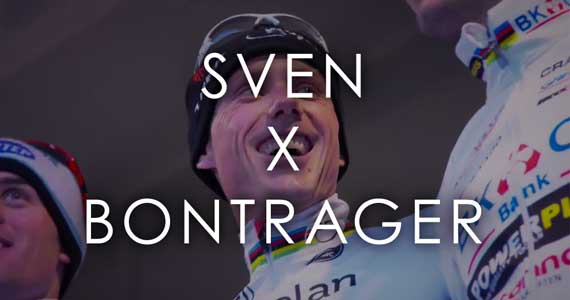 Released: Be Sven. Ride Bontrager.