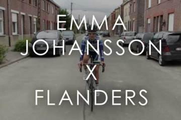 Emma Johansson - Swedish Ambassador for Flanders