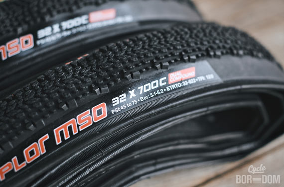 First Look: Clement X'Plor MSO Tires