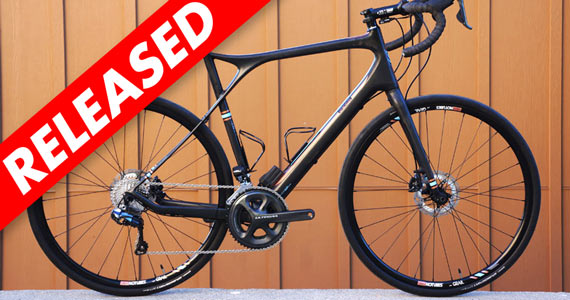 Released: GT Grade Road/Gravel/Adventure Bike