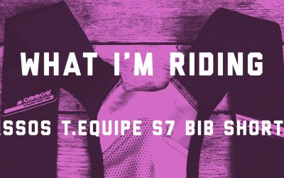What I'm Riding: Assos T.Équipe_S7 Bibshorts