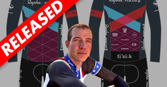 Released: Jeremy Powers Launches Niuew CX Skinsuit! Also,