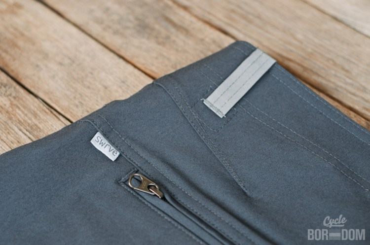 What I'm Riding: swrve Durable Cotton Cigarette Shorts