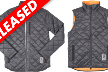 Released: Chrome Warm Vest & Work Shirt