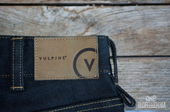 First Look: Vulpine Jinzu Raw Selvedge Cycling Jean