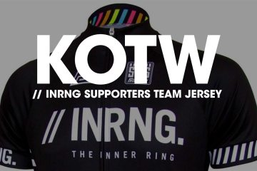 Kit of the Week: // INRNG Supporters Team Jersey