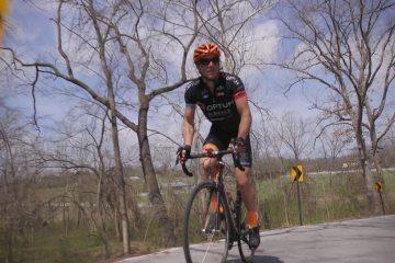 The Cyclist - Brad Huff